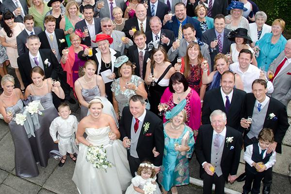 фото на свадьбе гости