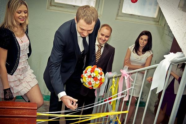 Правила выкупа невесты